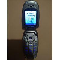 Мобильный телефон б.у. Samsung X480