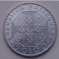 Сан-Томе и Принсипи 50 эскудо 1970, серебро