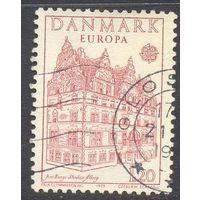 Дания Европа-Септ 1978 год