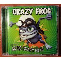 CD Crazy Frog - Presents More Crazy Hits (2006)  Trance