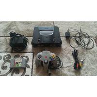 Игровая консоль Nintendo 64 N64 Нинтендо Н64