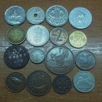 Коллекция монет до 1969 года из 16 штук