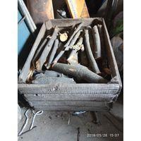 Два ящика мелких дров для шашлыка/гриля в мангал.