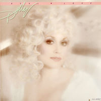 LP Dolly Parton - Real Love (1985) Country Rock, Soft Rock