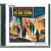 CD James Brown - Live At The Apollo (23 Mar 2004) Rhythm & Blues, Funk, Soul