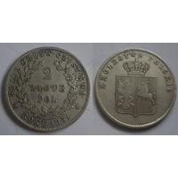 2 злота 1831