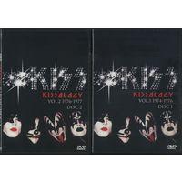 Kiss - Kissology (1974-1977) 2DVD9