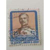 Иордания 1979.  Король Хусейн