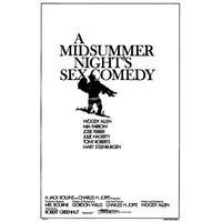 Сексуальная комедия в летнюю ночь / A Midsummer Night`s Sex Comedy (Вуди Аллен / Woody Allen) [1982 г., комедия, HDTV] [1080i]