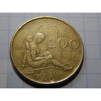 200 lire 1980 года