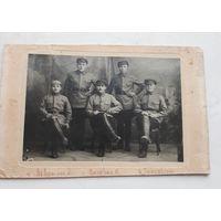 Группа военных