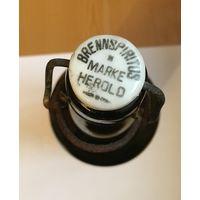 Бутылка от шнапса Германия до 1939 года