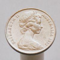 Австралия 20 центов 1972
