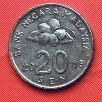 21-17 Малайзия, 20 сен 2009 г.