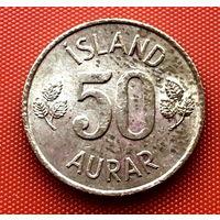 113-18 Исландия, 50 эйре 1969 г.