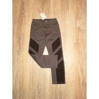 H&M брюки для девочки, р.116. Новые