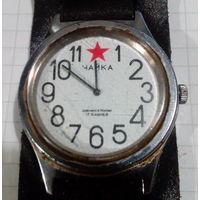 Часы ЧАЙКА (звезда) 17 камней