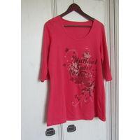 В подарок к купленной одежде К 8 марта качественная одежда .Туника Хлопок Р-р 48