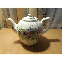 Кузнецов. Большой чайник. 19 век.