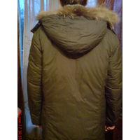 Куртка  зимняя 52 р