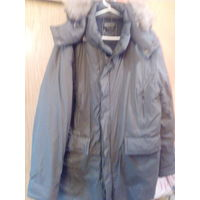 Куртка   мужская  52 р  зимняя и пуховик ,выбор!