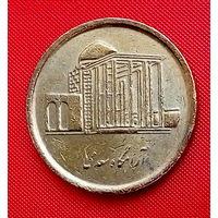 35-01 Иран, 500 риалов 2008 г. Единственное предложение монеты данного года на АУ