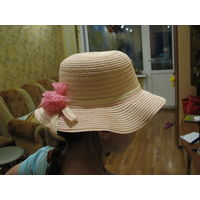 Панамы шляпки 5-8лет