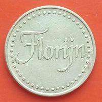 Коммерческий токен для предоставления скидок Florijn в Vomar