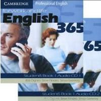 English 365, уровни 1 и 2 - Английский 365, уровень 1 и 2 (английский язык для работы)