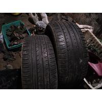 Лот 1434. Пара летних шин 215/40 R17 Pirelli остаток не менее 6 мм. Старт с 120 рублей!