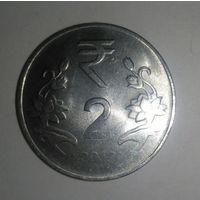 2 рупии 2012 года, Индия