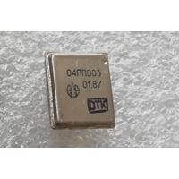 04АП003 схема управления динамической индикацией Микросборка для  вольтметров В7-34, В7-39, В7-4