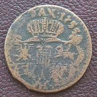 1 грош 1753 Август III Речь Посполитая