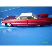 Cadillac Coupe De Ville. DY7. 1959 DINKY-MATCHBOX.1/43.