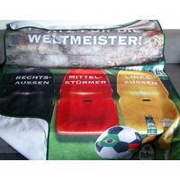 Покрывало Германия - Бразилия Футбол