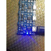 Зарядное устройство. Модуль зарядки TP4056.
