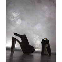 """РАСПРОДАЖА!!! СКИДКА 20 %!!! Замшевые босоножки итальянского бренда класса """"люкс"""" SERGIO ROSSI By Gucci Group, 100 % оригинальные"""