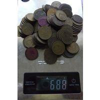 5 копеек 1961-1991 , 688 гр.