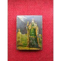 Икона Святая Великомученица Варвара, жако, 9х6 см