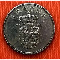 109-08 Дания, 1 крона 1962 г.