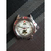 Часы Восток командирские водонепроницаемые 2414