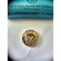 10 евроцентов Кипр 2010 год