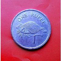 88-04 Сейшелы, 1 рупия 1995 г.