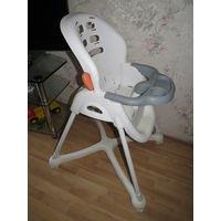 Детский стульчик (столик) для кормления Kolcraft, USA. Б/У В отличном состоянии!