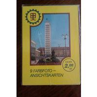 Набор открыток ГДР_1
