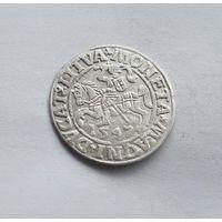 Полугрош Литовский 1547г.Сигизмунд ll Август