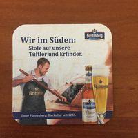 Подставка под пиво Furstenberg