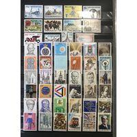 60 чистых марок Бельгии