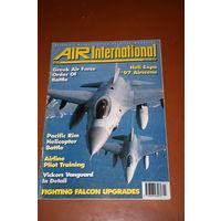 Авиационный журнал AIR INTERNATIONAL номер 4-1997