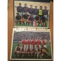 Фото Сборные Финальный матч Чемпионат Европы 1984